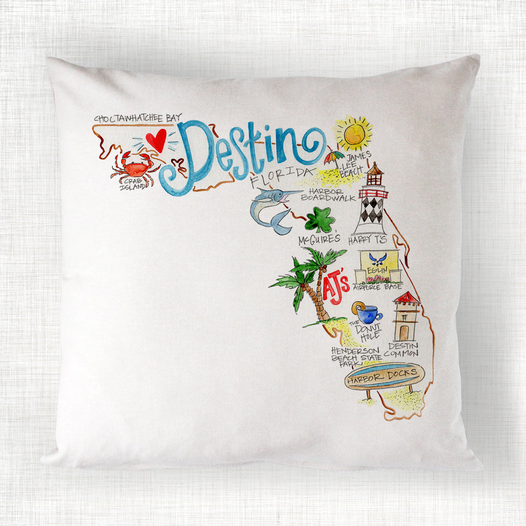Destin Pillow