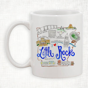 Little Rock Coffee Mug