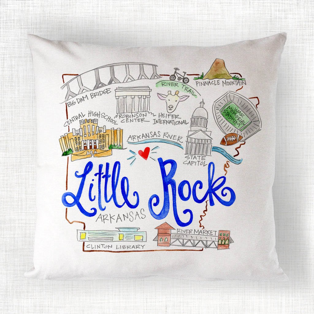 Little Rock Pillow