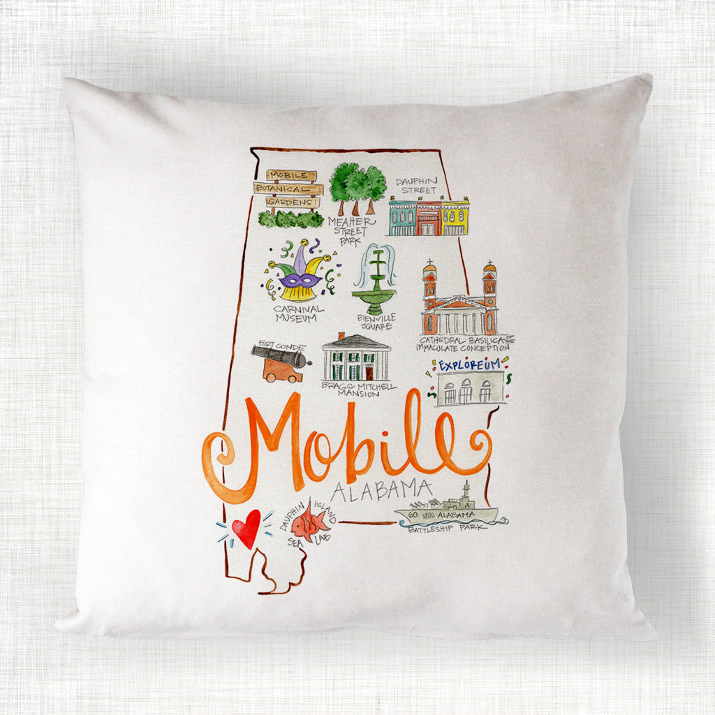 Mobile Pillow