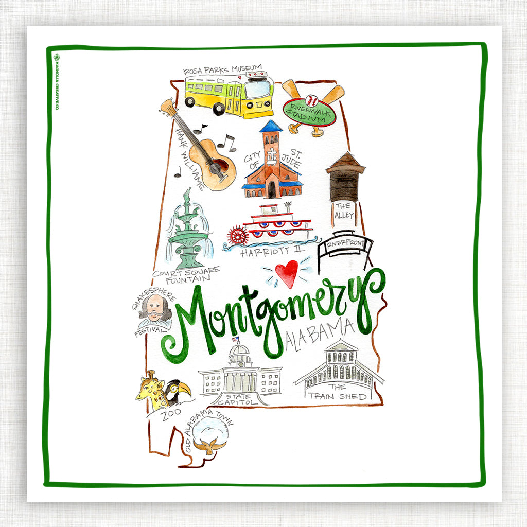 Montgomery Kitchen Towel