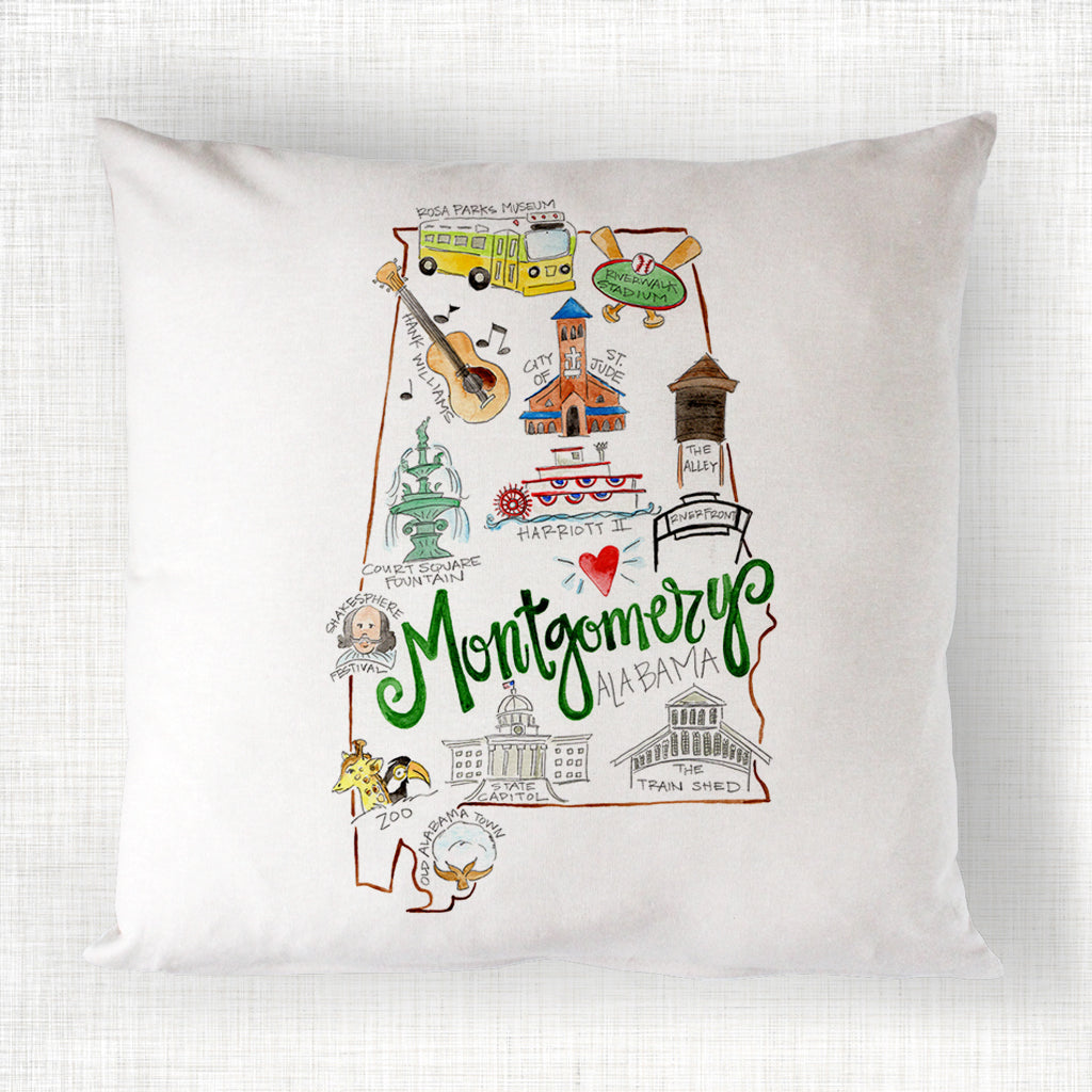 Montgomery Pillow