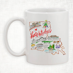 Natchitoches Coffee Mug