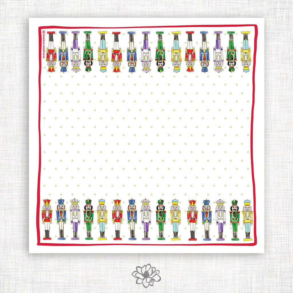 Nutcracker Kitchen Towel