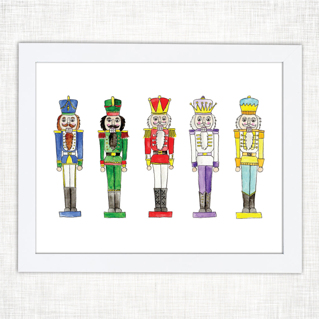 Nutcracker Art Print
