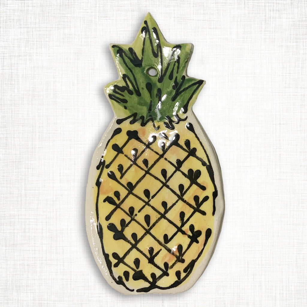 Large Pineapple Ornament