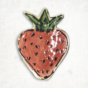 Strawberry Ornament