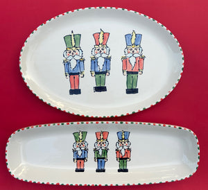 Nutcracker Bread Tray