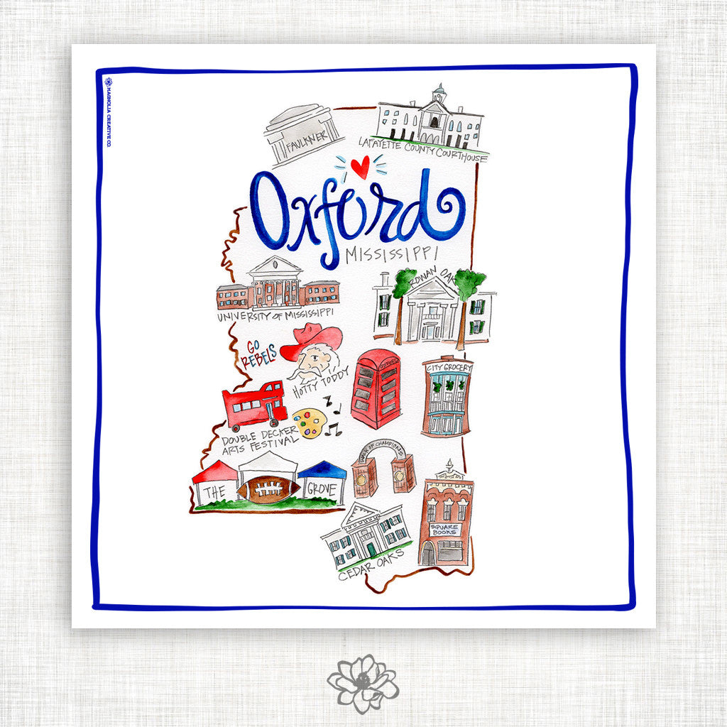 Oxford Kitchen Towel