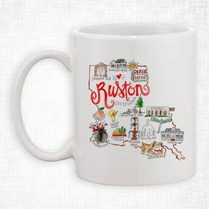 Ruston Coffee Mug
