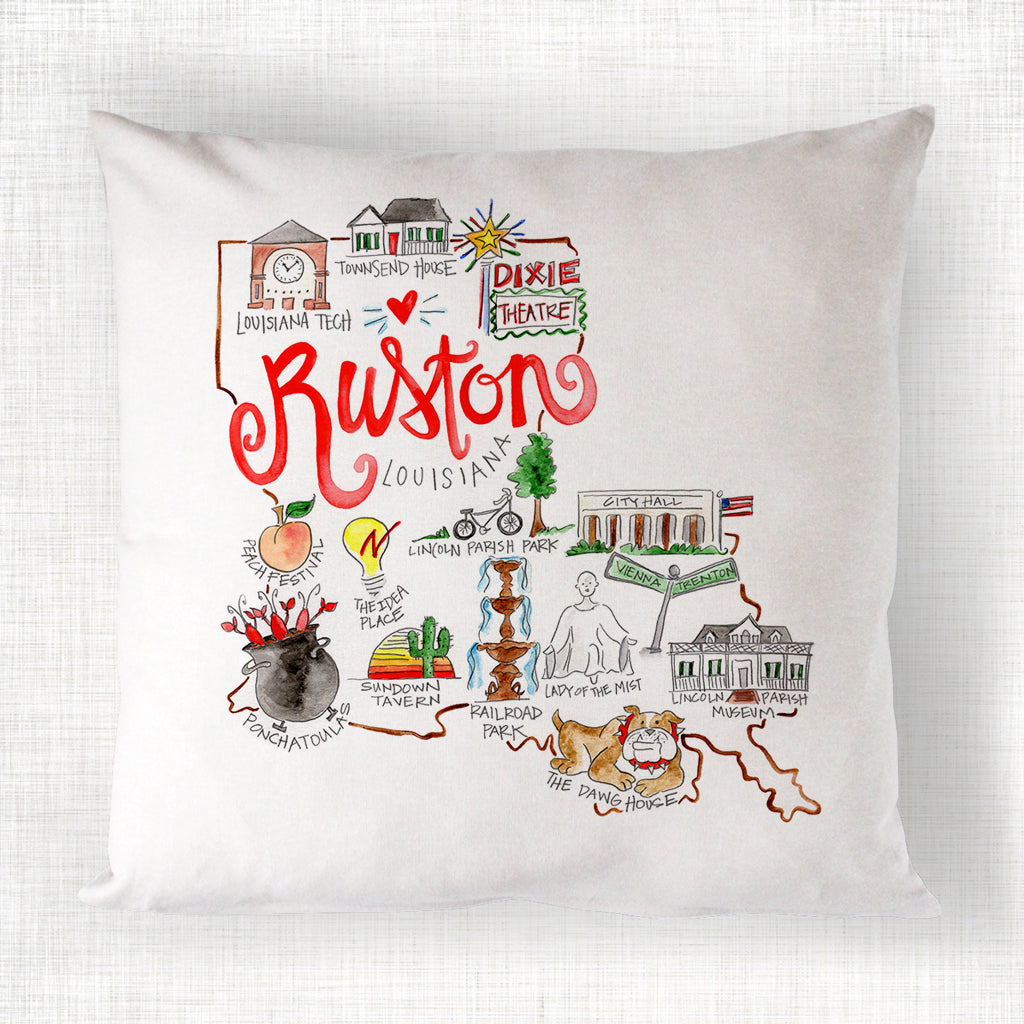 Ruston Pillow