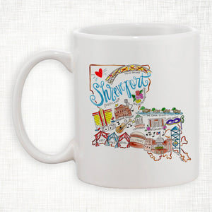 Shreveport Coffee Mug