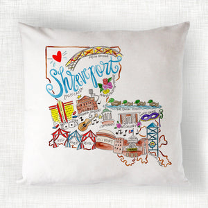 Shreveport Pillow