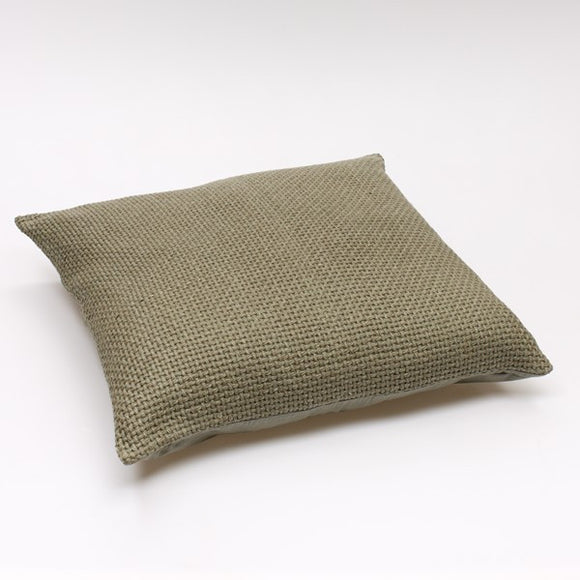 Chunky Casual Cushion Cover - Grey