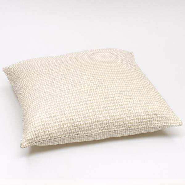 Sway Cushion Cover - Cream & White