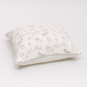 Zoo Time Cushion