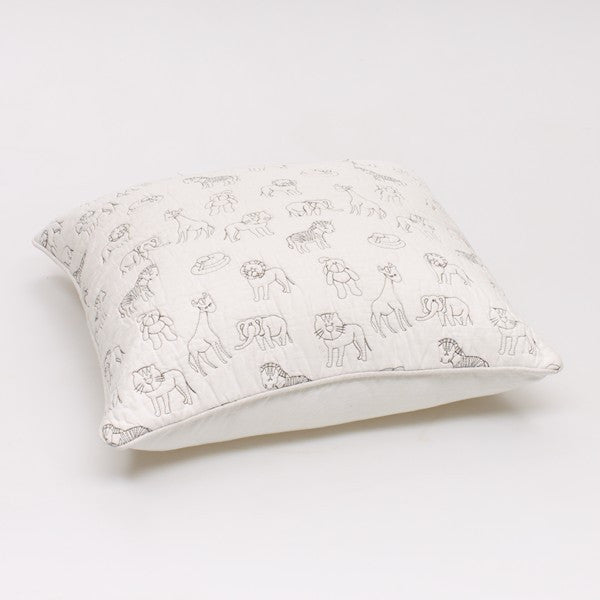 Jole' Home Zoo Square cushion