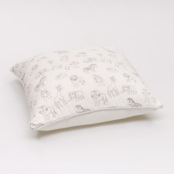 Jole' Home Zoo Square cushion also available