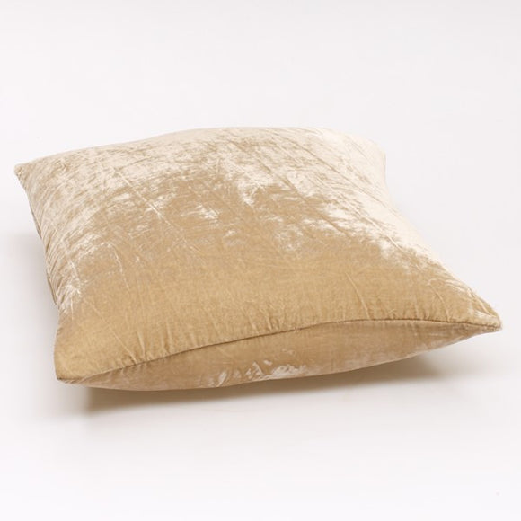 Glis Cushion Cover - White Gold