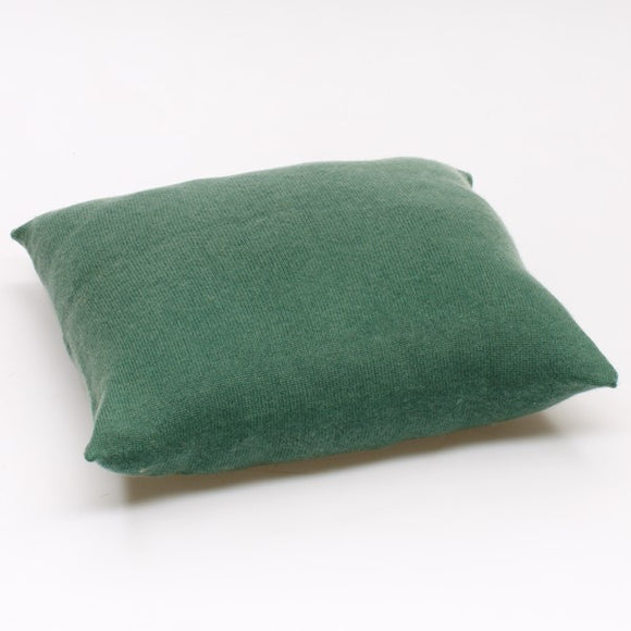 Cashmere Cushion: Jade