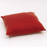 Cashmere Cushion: Red