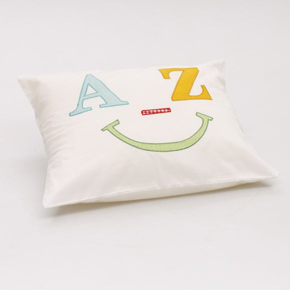 Alphabet Scatter Cushion Cover