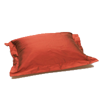 ONE TIME OFFER Kalista SILK Cushion Rose Red