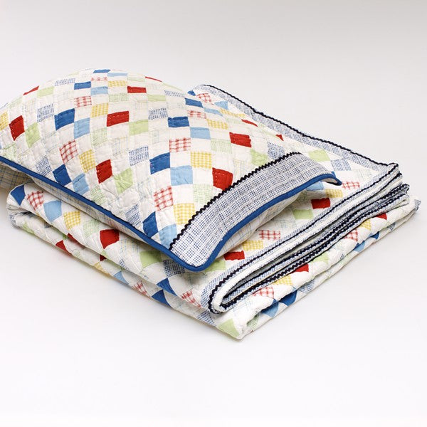 STACK Coverlet Set