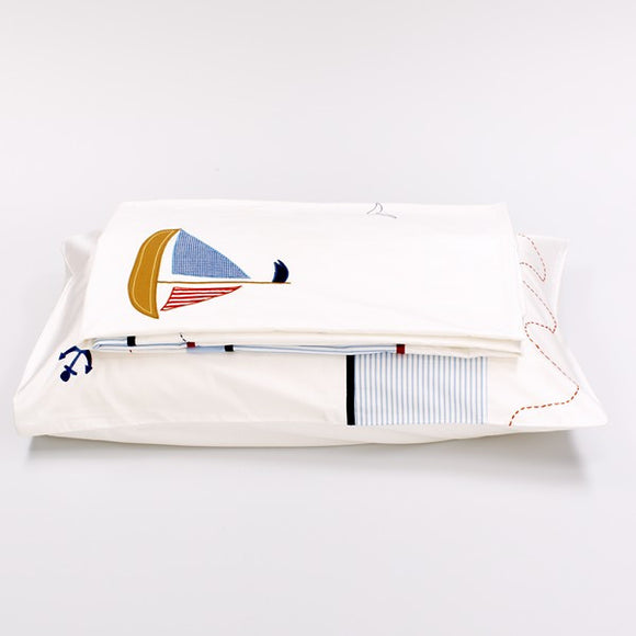 Seaside Duvet Set