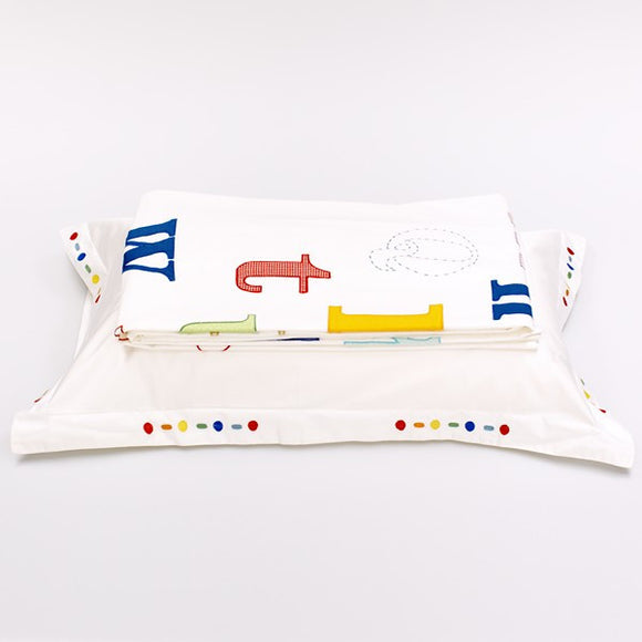 Alphabet Duvet Set