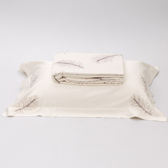 Feather Duvet Set