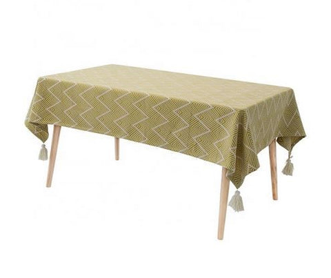 Ethan Oldgold tablecloth