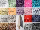Love Handmade Crochet Blanket