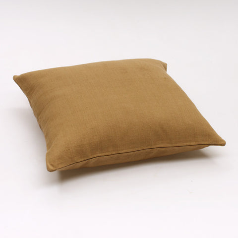 Jole' Home Solid cotton cushion in late