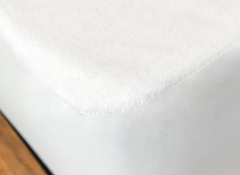 Cotton Terry mattress protector - waterproof