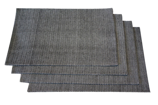 Jole' Home Herringbone Placemat Set of 4