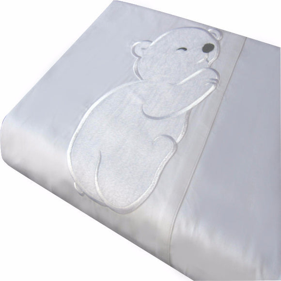 Sleeping Teddy sheet set