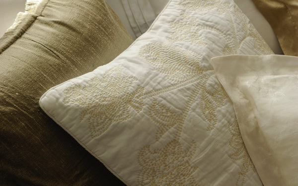 May Coverlet: Taupe