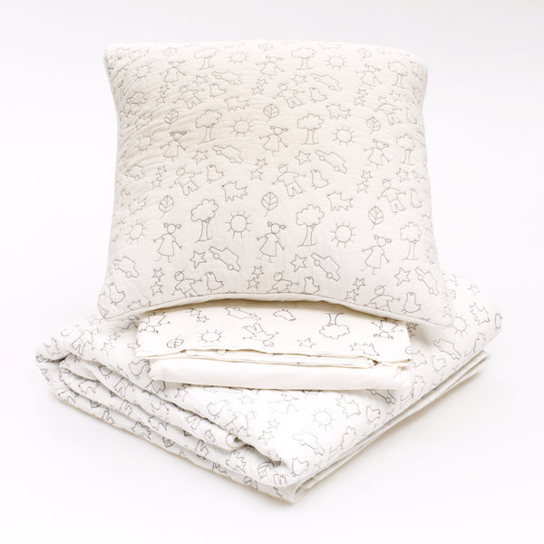 Full Lala bed range, pieces sold separately