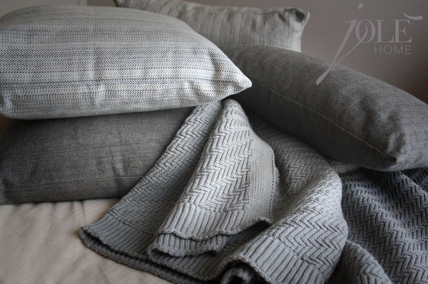 Jole' Home True cushions styled