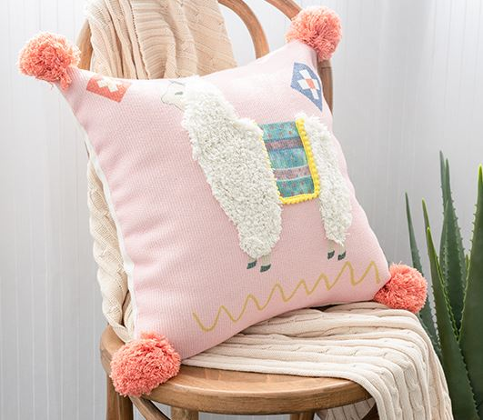 Lhama Cushion Cover