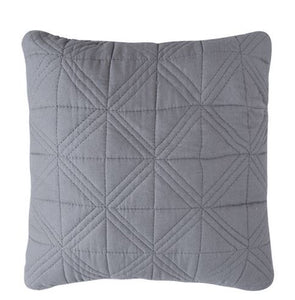Ruler Cushion - Grey