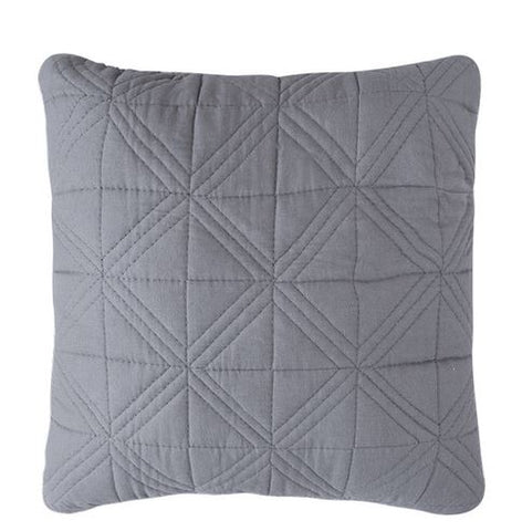WS Ruler Cushion - Grey $9.98