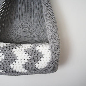 Pouche Crochet Hang Bag