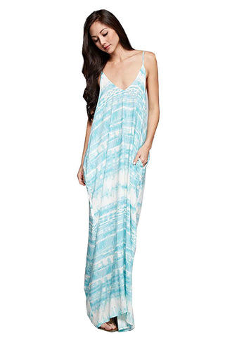 Lovestitch Women's Cocoon Maxi Dress