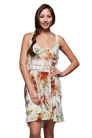 Lovestitch Women's Mini Dress Floral