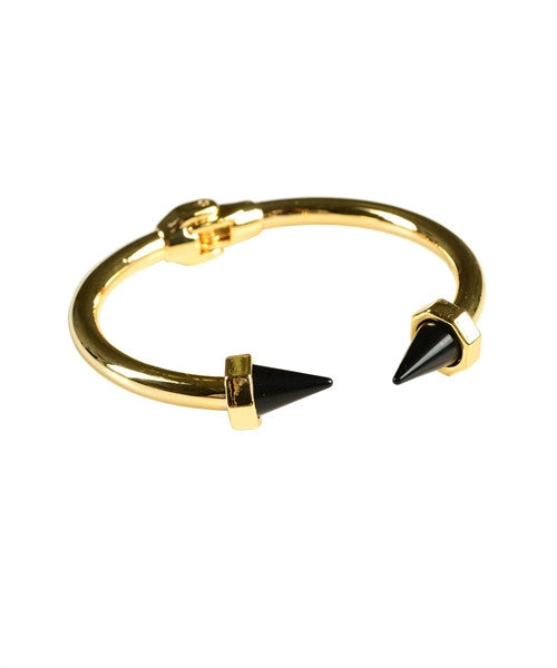 Gold Spike Bracelet - dirty south provisions