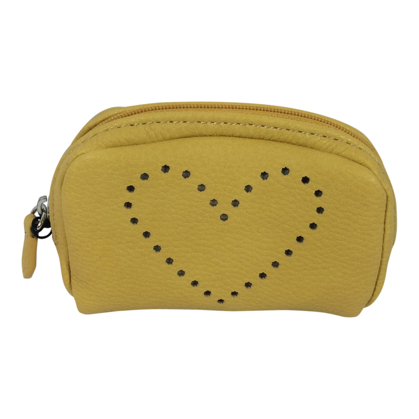 Cosgrove & Beasley - Coiny - Coin Purse - Mustard - Sole Sister Shoes