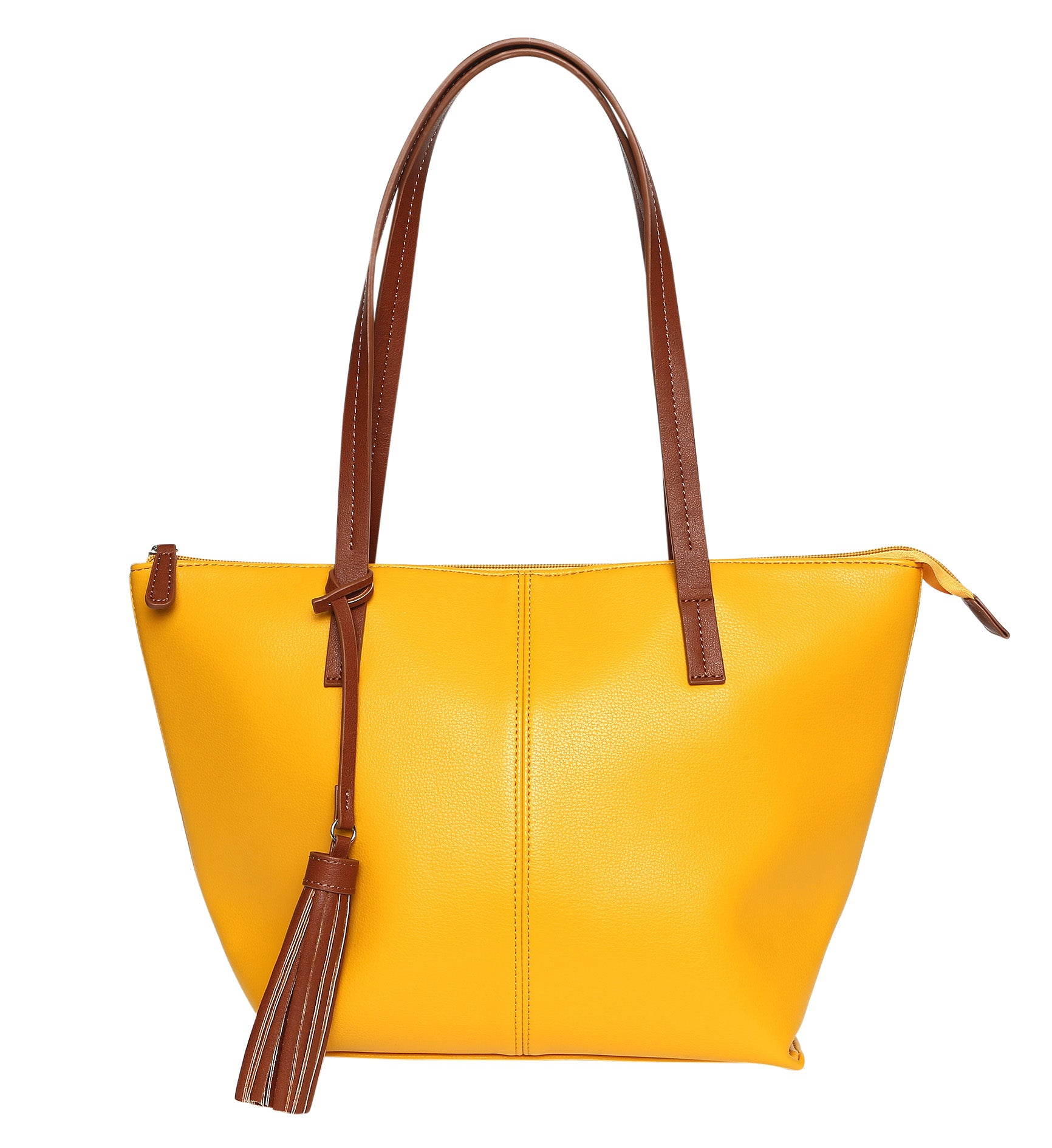 Cosgrove and Beasley - Shoulder Bag - Sylvia - Mustard - Sole Sister Shoes