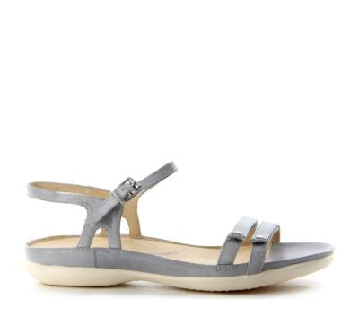 7a94b76e2bd782 Ziera Shoes - Breeze - Leather Sandal - Fog – Sole Sister Shoes
